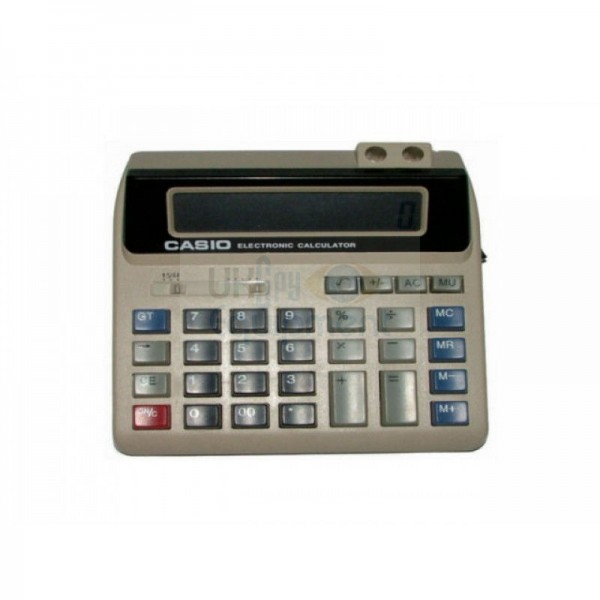 Calculator with camera / sound recorder and GSM remote monitoring
