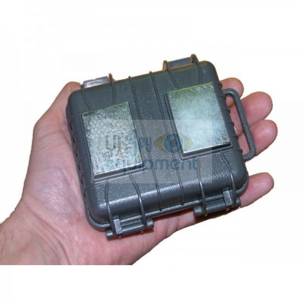 Covert waterproof vehicle / asset GPS tracking device