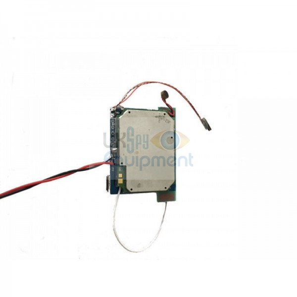 GSM Listening device with SMS alert, sound recording and auto-send to e-mail