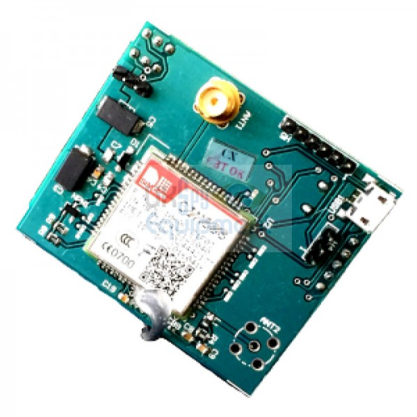 GSM Remote Power Control Switch and Alert System
